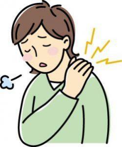 Shoulder clipart discomfort