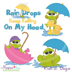 Kite clipart april shower