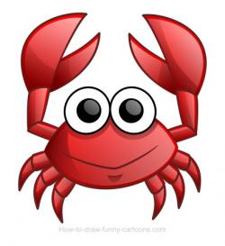 Crab clipart shrimp