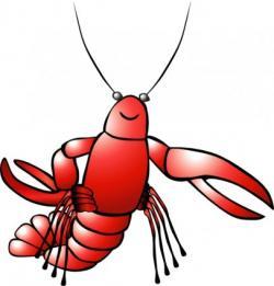 Crawfish clipart udang