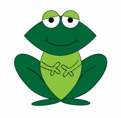 Amphibian clipart cartoon