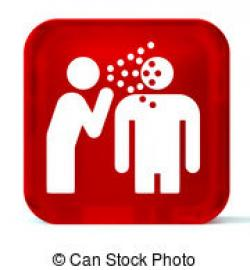 Sick clipart communicable disease