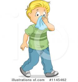 Sick clipart stuffy nose