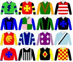 Uniform clipart horse jockey
