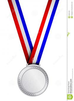 Metal clipart award medal