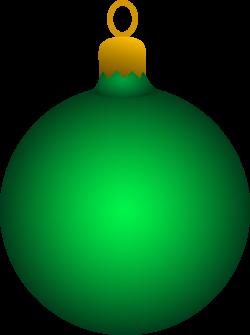 Unique clipart holiday ornament