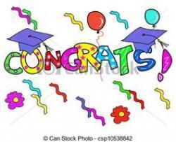Graduation clipart congratulation graduates