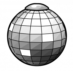 Disco clipart disco ball
