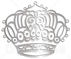 Crown Royal clipart pageant crown
