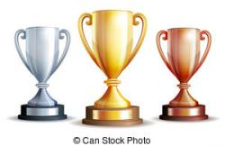 Bronze clipart cup