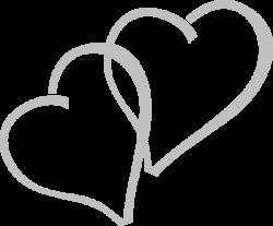 Silver clipart silver heart