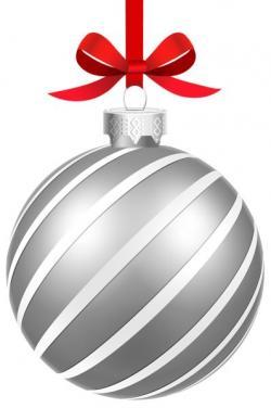 Silver clipart silver ornament