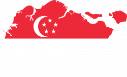 Singapore clipart Singapore Flag