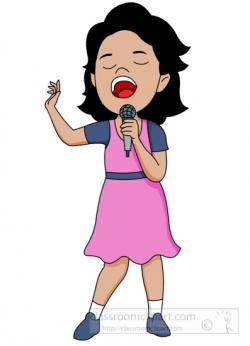 Microphone clipart singing group