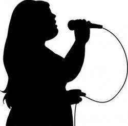 Microphone clipart singing competition