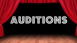 Theatre clipart audition