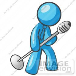 Microphone clipart singing