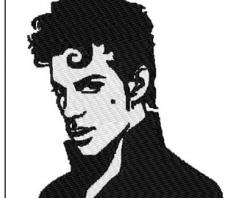 Singer clipart prince