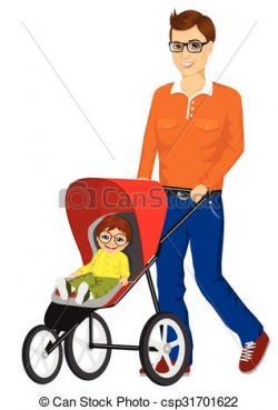 Single clipart single father