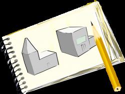 Bobook clipart sketch