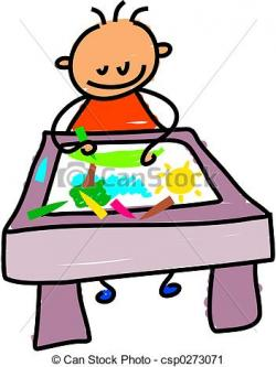 Sketch clipart childrens