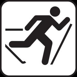Ski clipart skii