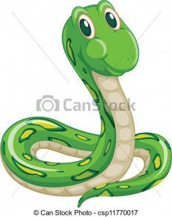 Slang clipart serpiente