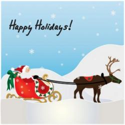 Holydays clipart holiday greeting
