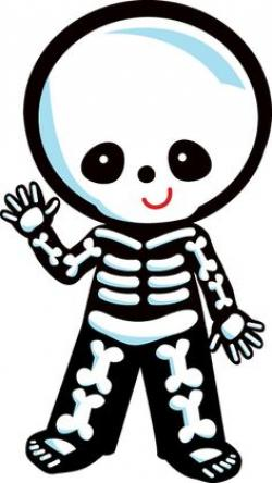 Bones clipart cute