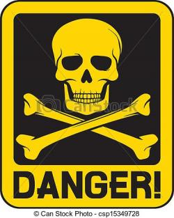 Danger clipart logo