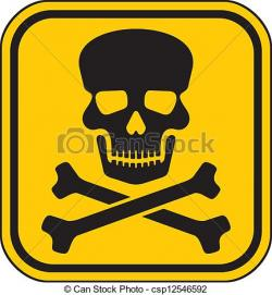 Danger clipart drawing