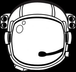 Helmet clipart astronaut