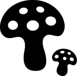 Contrast clipart black and white