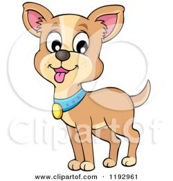 Chihuahua clipart small dog
