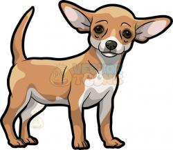 Small clipart chihuahua