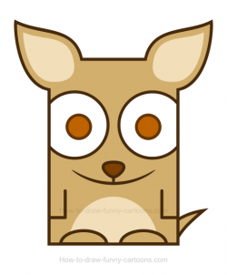 Chihuahua clipart cartoon