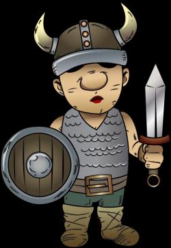 Caveman clipart badass