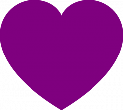Eggplant clipart heart