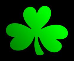 Ireland clipart clover