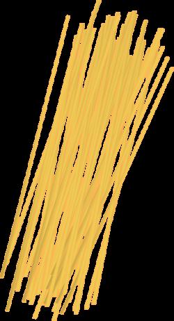 Pasta clipart spaghetti