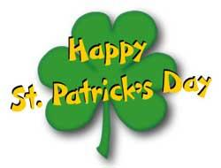Small clipart st patricks day