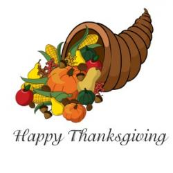 Small clipart thanksgiving