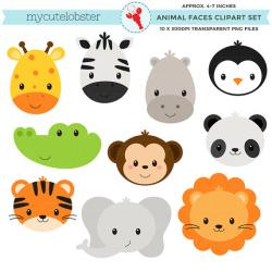 Small clipart wild animal