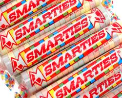 Smarties clipart candy