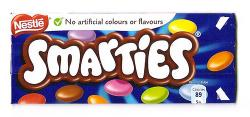 Smarties clipart nestle