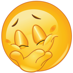 Grin clipart emoji