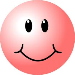 Smile clipart calm