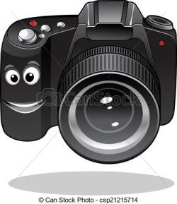 Dslr clipart cartoon