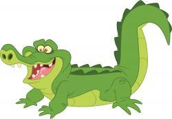Swamp clipart alligator