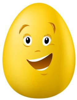 Smiley clipart egg